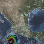 tormenta andres.jpg 242310155 - Tormenta tropical Andrés podría generar lluvias en Mazatlán