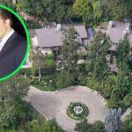 JENNIFER LOPEZ MANSION - Así es la mansión de Bel Air a la que Ben Affleck se mudaría a vivir con Jennifer Lopez