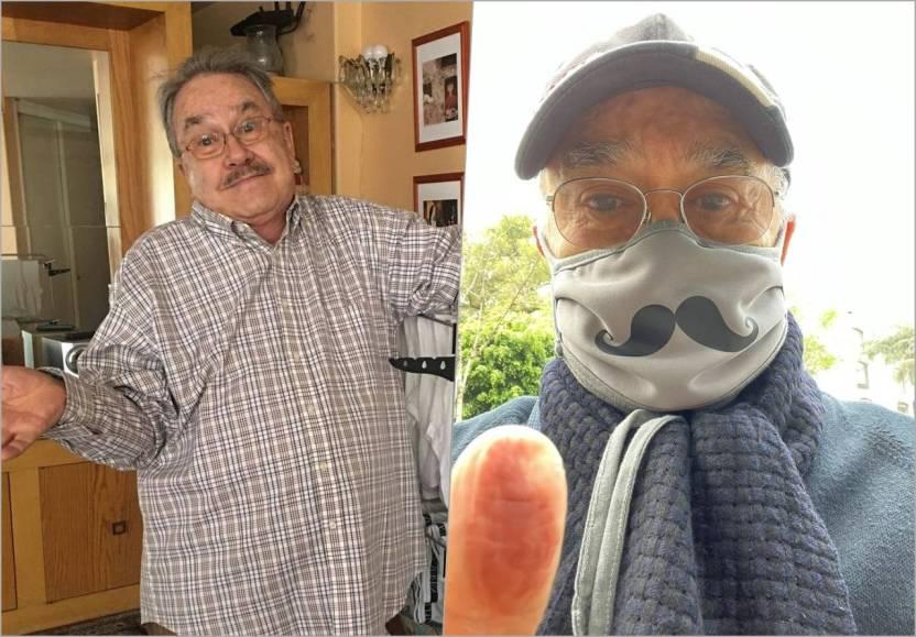 Pedrito Sola casting - Pedro Sola ya votó y agradeció el buen casting de funcionarios de casillaPedro Sola ya votó y agradeció el buen casting de funcionarios de casilla
