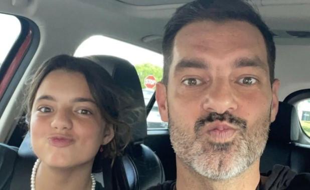 Screenshot 17 4 - Tras un año separados, la hija de Gaby Espino se reúne con su papá, Cristóbal Lander