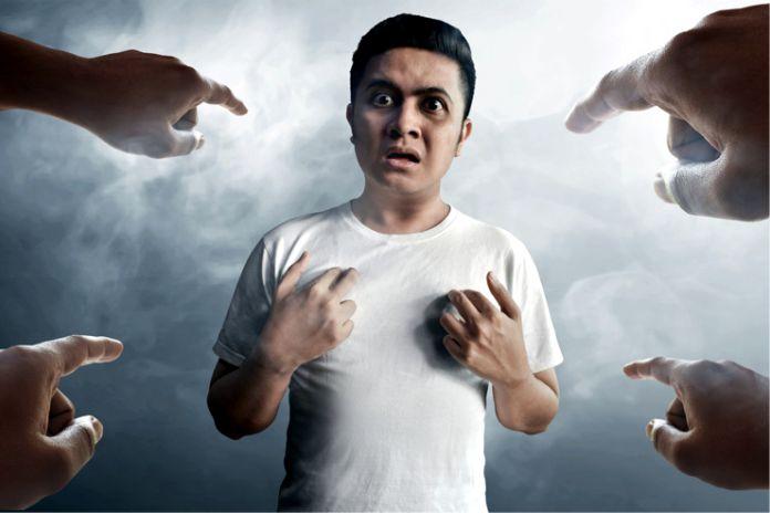 acusaciones falsas - ¿Falsa acusación? Mantén la calma, porque la ira te hace parecer culpable