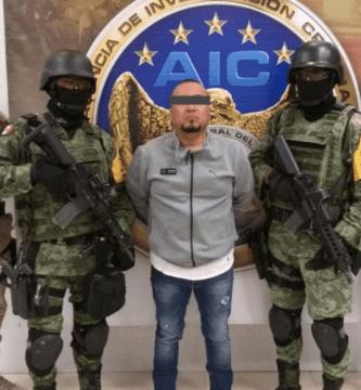 """detencion de el marro - """"El Marro"""" es procesado por delito contra funcionarios públicos"""