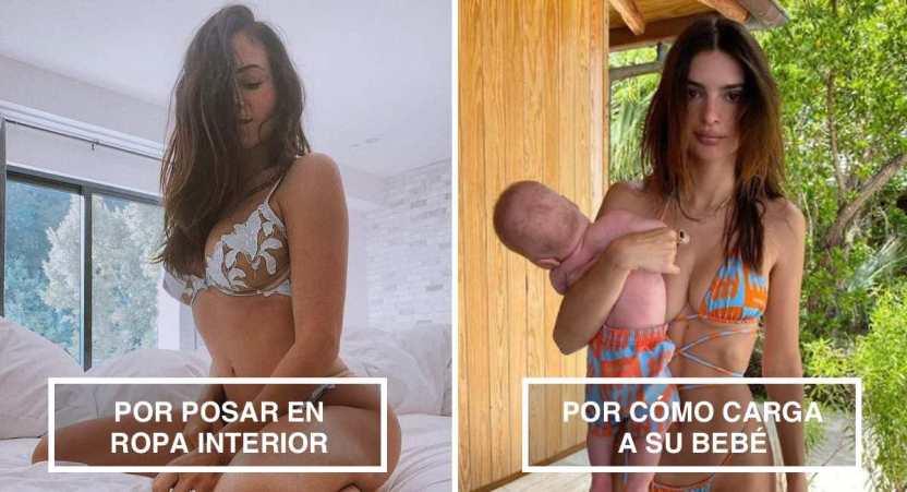 """famosas malas madress - 14 famosas a los que los fans llamaron """"malas madres"""" por cómo crían a sus hijos"""