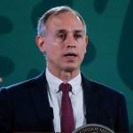 gatell repunte - López-Gatell advierte repunte de casos de la COVID-19 en 6 estados