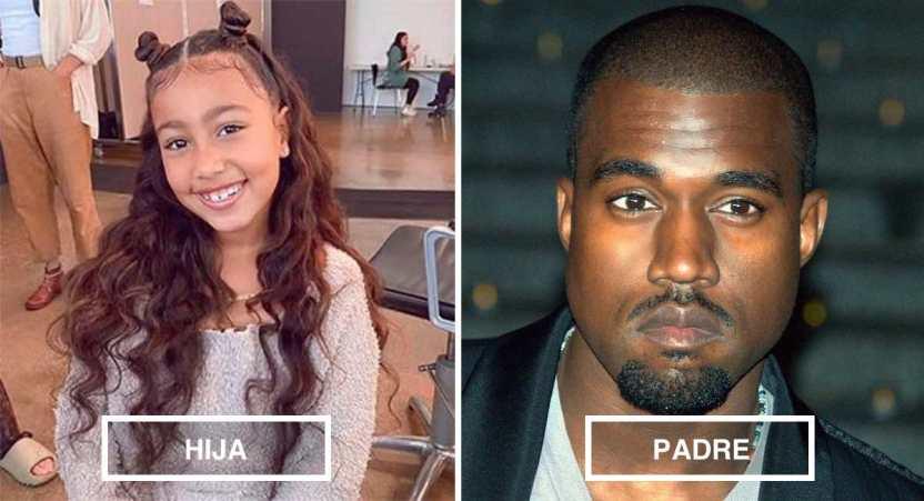 hijos famosos clones - 22 hijos de famosos que parecieran haberse convertido en la copia exacta de sus padres