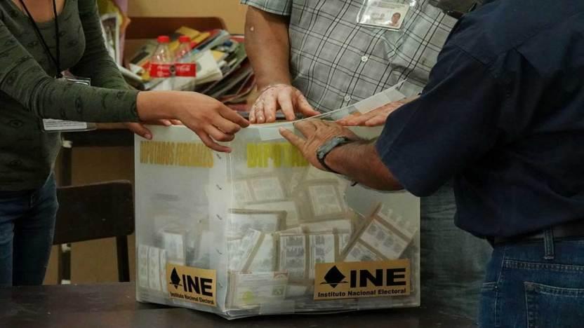ine elecciones 064725 - INE realizará recuento de 97 mil 126 paquetes electorales