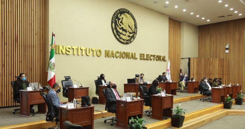 ine elimina partidos - PES, RSP y Fuerza X México inician su camino hacia el adiós en el INE