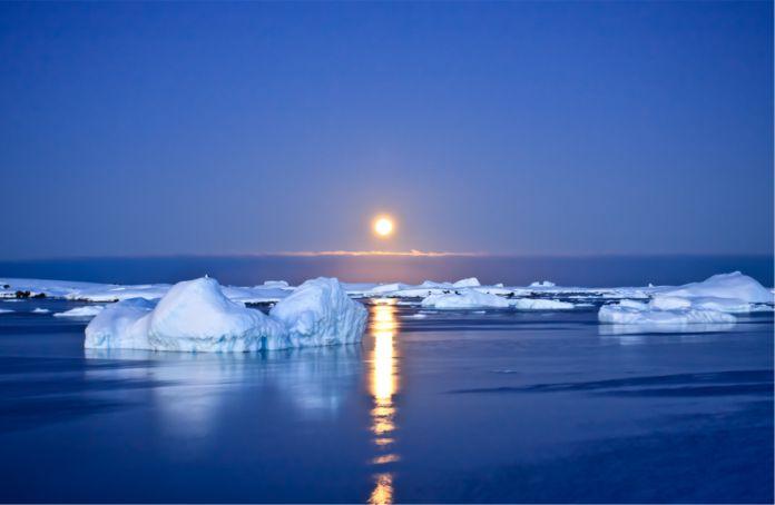 oceano Austral - La Tierra finalmente tiene su quinto océano: el océano Austral