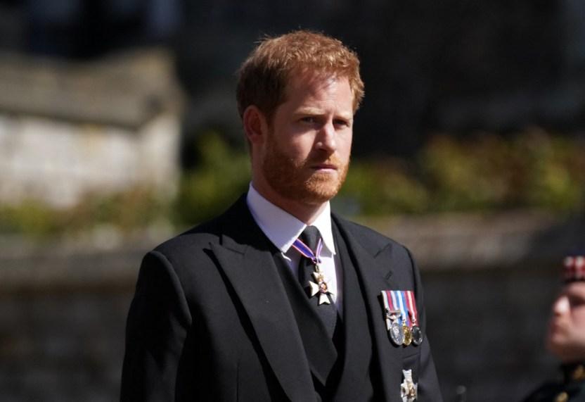 000 98864D - El trágico motivo por el que el príncipe Harry tuvo que volar de urgencia a EEUU