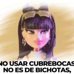 """212764914 4049669751816670 8157658129108403341 n crop1627291437743.png 242310155 - """"No es de bichotas """", la campaña de Nuevo León para prevenir el Covid-19"""
