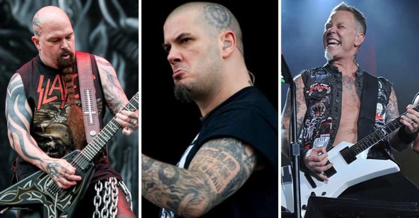 Fondo bebes metal - Metallica, Slayer y Pantera: Madre fanática del heavy metal nombró a sus tres hijos por las bandas