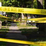 Linea policial GettyImages 1228597279 - Brillante adolescente hispano de Chula Vista muere al darse un balazo de manera accidental en su casa