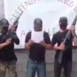 autodefensas - Habitantes de Pantelhó crean grupo de autodefensas «para expulsar al narco» (VIDEO) – SinEmbargo MX