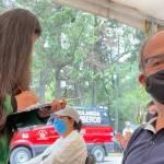 campo marte presidente recibio dosis 55 34 1090 679 - Calderón se vacuna y las redes lo exhiben por hipócrita