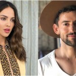 eiza luis gerardo - Eiza González y Luis Gerardo Méndez entre los invitados para votar en los Óscar