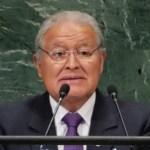 el salvador sanchez ceren.jpg 242310155 - Ordenan detener a Sánchez Cerén, expresidente El Salvador