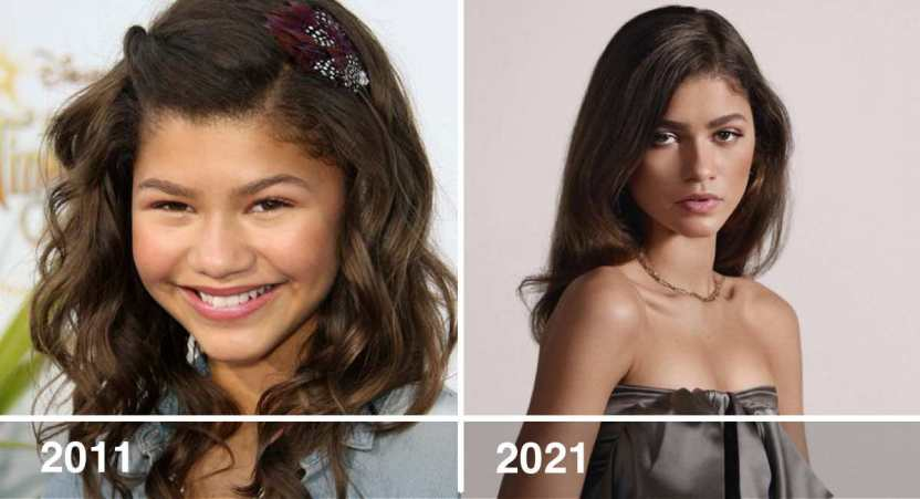 famosos jovenes apariencia - 18 jóvenes famosos que ya crecieron y cambiaron completamente su apariencia en 10 años