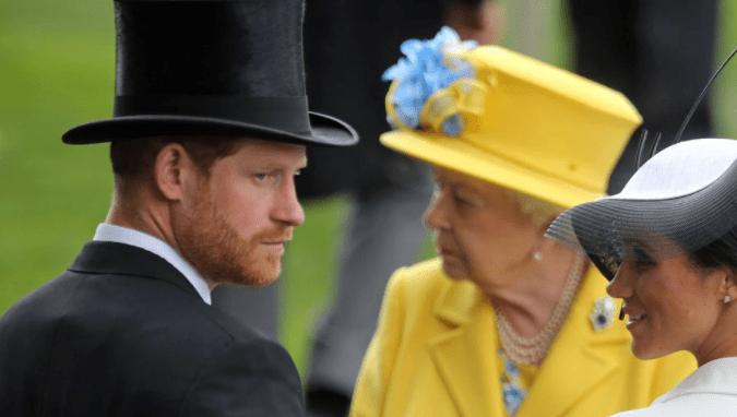 harry1 - Príncipe Harry planea publicar cuatro libros, incluso uno tras la muerte de la reina Isabel