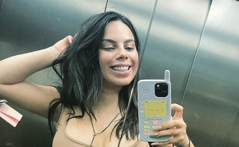 lizbeth rodrxguez actriz.jpg 242310155 - Bailando Lizbeth Rodríguez luce su silueta con micro prendas