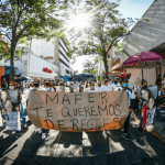 marcha desaparecida.png 242310155 - Madres de desaparecidos en Culiacán marchan hacia la Fiscalía