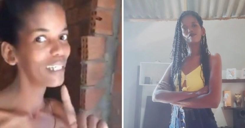 mujer reconstruyo su casa gracias a sus seguidores - Mujer mostró su casa a medio terminar en TikTok y sus fans hicieron una colecta. La pudo reconstruir