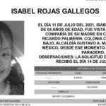 photo5152559187568470386 - Alerta Amber | Isabel Rojas, de 4 años, desparece en Gustavo A. Madero, CdMx – SinEmbargo MX