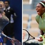 """portada tenis serena williams - """"No fue racismo"""": Serena Williams perdonó mala imitación de colega tenista. Entiende las bromas"""