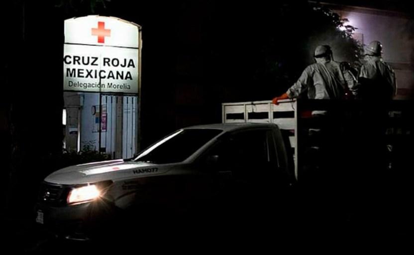 whatsapp image 2021 07 23 at 12 02 53 pm crop1627059877999.jpg 242310155 - Baleado y sin vida, queda muerto afuera de hospital en León