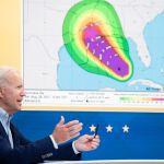 GettyImages 1234921086 - El huracán Ida se acerca a Louisiana con vientos de 100 millas por hora