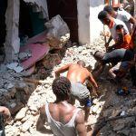Haiti 6adba4dc13b3306e91ef15b551639a037b427a63 - Terremoto en Haití: Fotos de la tremenda destrucción causada por el sismo de 7.2 que sacudió al país