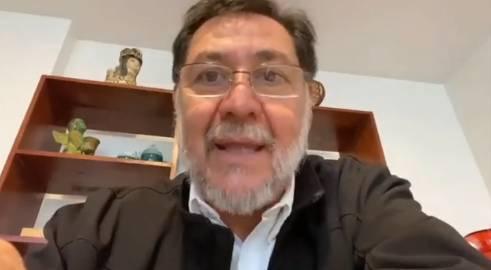 Randy Marsh en T - #Video Épica albureada en vivo a Fernández Noroña