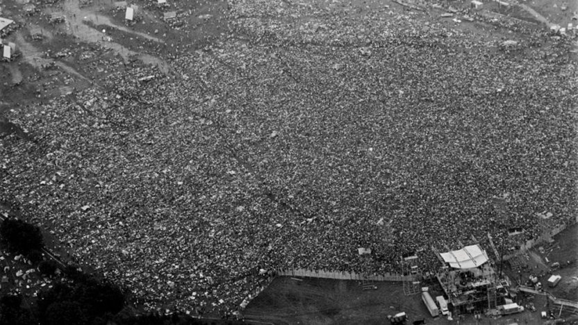 Woodstock 1 - Entre el barro, las drogas y el amor libre: Cómo fue Woodstock, el festival de rock que cambió la historia