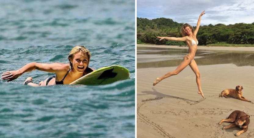 celebridades playa - 14 fotos de las celebridades disfrutando con todo de sus vacaciones en la playa