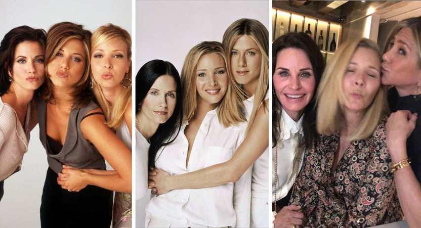 famosos amistad - 19 fotos de famosos que prueban que en Hollywood también existe la verdadera amistad