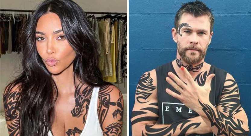 famosos enormes tatuajes - 19 famosos que se verían muy diferentes si un día decidieran hacerse enormes tatuajes