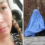 """portada joven afganistan - """"No contamos porque somos mujeres y nacimos en Afganistán"""": Niña afgana refleja su realidad"""
