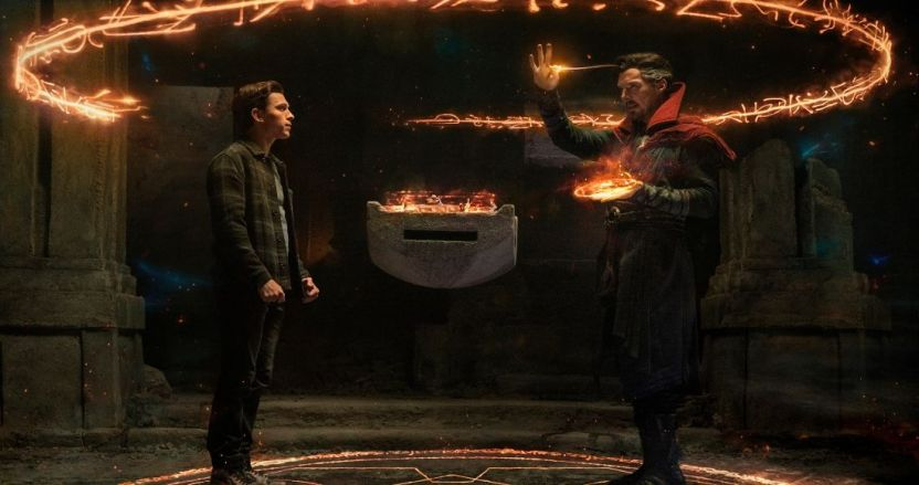 spider man - Spider-Man: No Way Home: ¿Y si todo es un engaño de Doctor Strange?