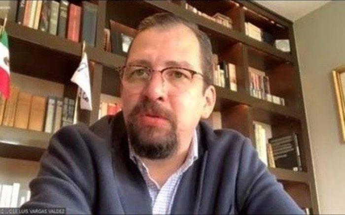 tepjf magistrado presidente jose luis vargas mensaje tribunal electoral 2 04082021 700x438 1 - También José Luis Vargas renuncia a presidencia del TEPJF