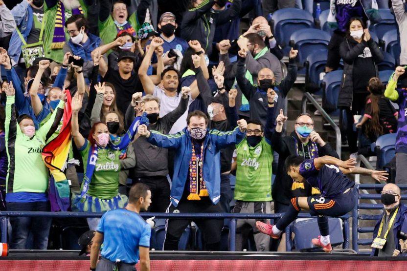 MLS - La MLS volvió a triunfar: Ruidíaz en el último minuto le dio el triunfo a Seattle Sounders sobre Santos Laguna en la Leagues Cup