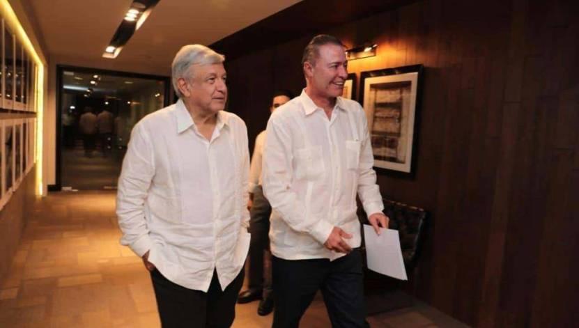 amloquirino1 focus 0 0 983 557 - AMLO invita a Quirino Ordaz a su gabinete