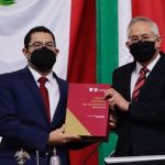 entrega informe cdmx - Martí Batres entrega el Tercer Informe de Gobierno de Sheinbaum al Congreso de CdMx