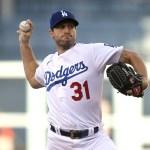 Max Scherzer - Max Scherzer será el abridor de LA Dodgers en el primero de la Serie de Campeonato contra Atlanta Braves