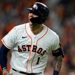 astros - Puertorriqueño Correa da triunfo a los Astros de Houston sobre Medias Rojos de Boston