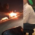 """befunky collage 42 - """"Evalúa tu seguridad"""" - EU emite alerta para ciudadanos que viajen a Matamoros luego de jornada violenta"""