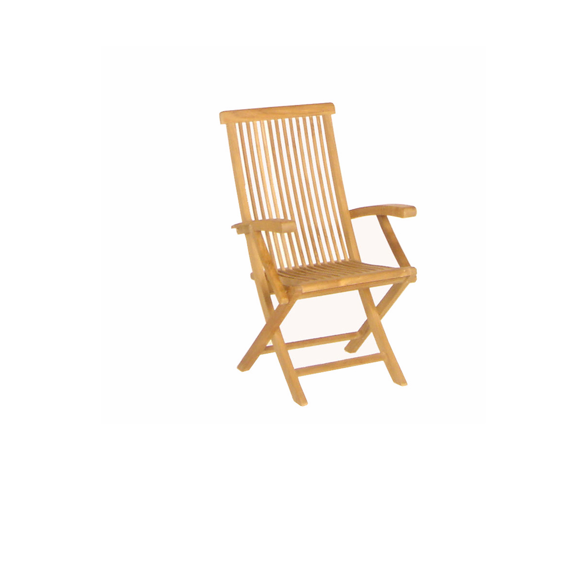quality folding chairs orange living room chair teak arm klipklap asia concept high