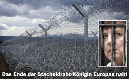 Merkels Selbstvernichtung