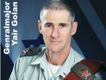Generalmajor Golan