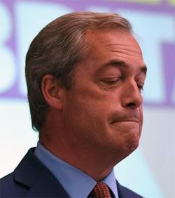 Farage-Rücktritt
