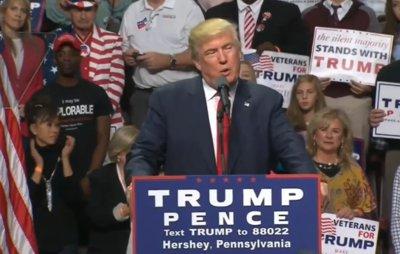 Trump erweckt die Welt