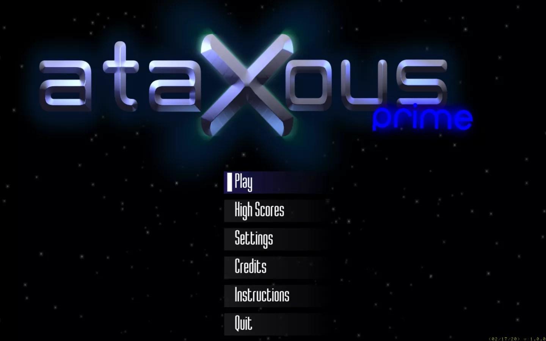 ataXous prime